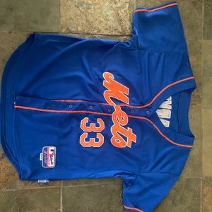 Other - Authentic Mets Jersey